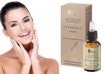 Acerolás bőrmegújító ampulla C-vitaminnal