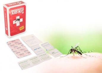 Elsősegélycsomag szúnyogcsípés esetére
