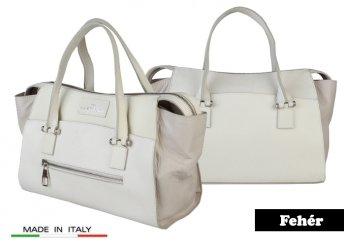 Made in Italia Diana 100% bőr női kézitáska