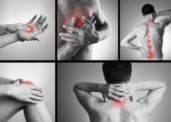 Különböző fájdalmak kezelése