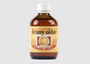 200 ml Arany oldat bőrfeszesítő tonik