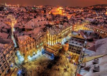 Advent Prágában - szállással, utazással