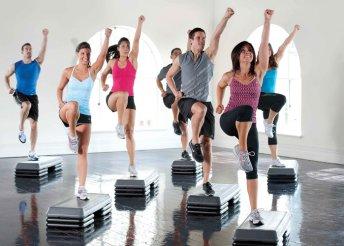 2 alkalmas csoportos edzés + testtartásjavítás