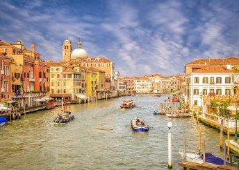 3 nap a lagúnák városában, Velencében