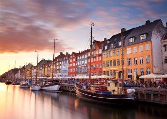 4 napos városnézés Koppenhágában