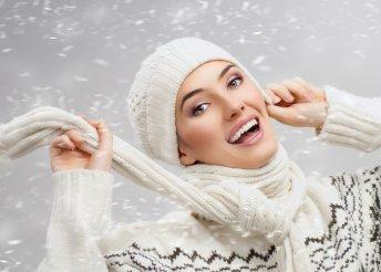 Komplex bőrápoló csomag a hideg idő előtt