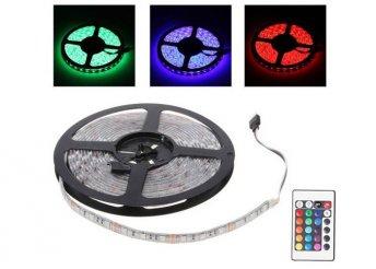 Programozható LED szalag 5 m
