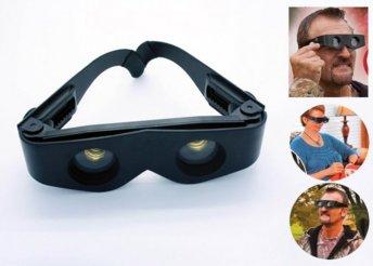 ZOOMIES távcső szemüveg