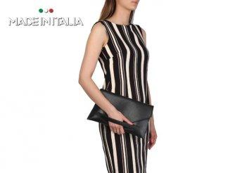Made in Italia Costanza női clutch táska 2 divatos színben