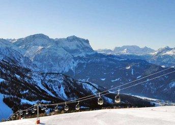 Kikapcsolódás és síelés Olaszországban 2 főnek