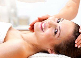 60 perces aromaterápiás kezelés