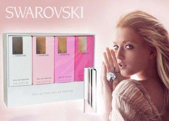 Swarovski Aura Collection Eau de Parfum szett