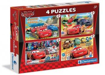 Clementoni, Verdás 4 az 1-ben puzzle