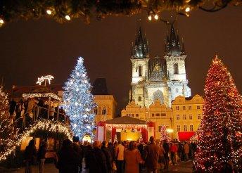 3 nap városnézés Prágában, tornyok városában