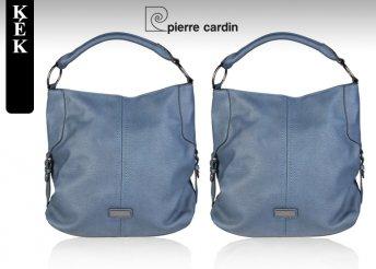 Fiatalos, Pierre Cardin, eco-bőr női válltáska négy trendi színben