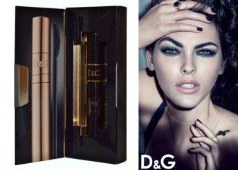 Dolce & Gabbana szempillaspirál díszdobozban
