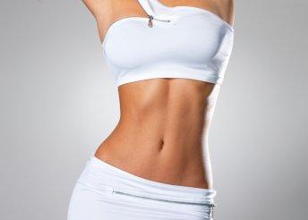 Zsírcsökkentő Liposonic kezelés a belvárosban