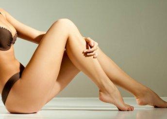 Csokigyanta teljes lábra és bikinivonalra