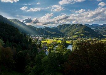 Wellness római fürdőzéssel Szlovéniában