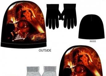 Star Wars-os sapka és kesztyű szett