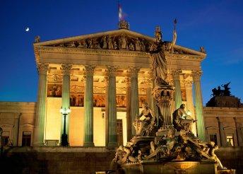 Bécsi városnézés egész évben