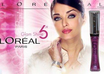 L'Oreal Glam Shine 6 hours szájfény