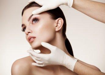EMS fájdalommentes arcfeszesítő kezelés
