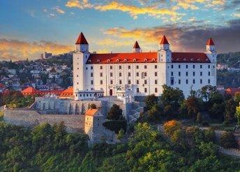 Kirándulás Pozsonyba és Vöröskő várába