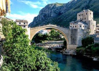 Bosznia csodái - Mostar és Medjugorje