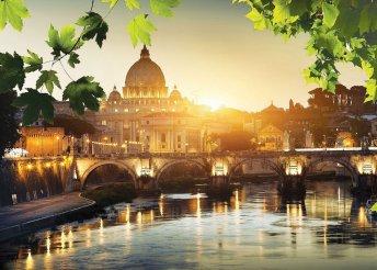 4 vagy 5 nap Rómában