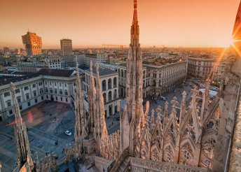 3 nap reggelivel Milánó közelében 2 főnek
