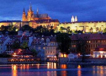 Prágai városnézés