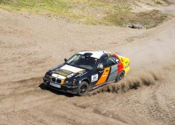 Élményvezetés rally BMW-vel az M0 ringen
