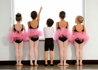 Gyermek balett tanfolyam