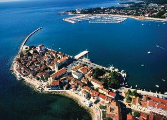 Valentin nap az Adriai-tenger partjánál