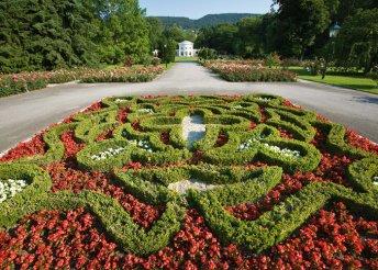 Rózsafesztivál Baden bei Wienben