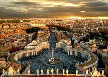 Római vakáció – 4 nap 2 főnek, szállás, utazás