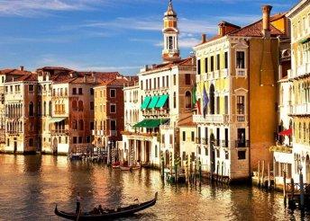 3 nap a világhírű Velencében félpanzióval