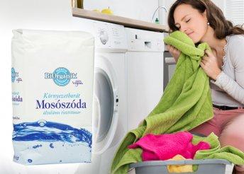 BiOrganik 100 %-ban környezetbarát általános vízlágyító-, áztató-, zsíroldó- és tisztítószer
