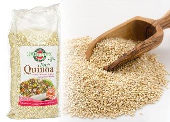 500 g-os, gluténmentes, ásványi anyagokban és vitaminokban gazdag, BiOrganik quinoa