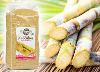 2 kg-os BiOrganik natúr Mauritius-i nádcukor