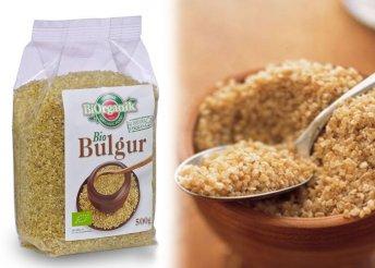 500 gramm BiOrganik bio bulgur magas E-vitamin-tartalommal