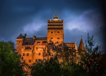 Kirándulás a hírhedt Drakula gróf kastélyához