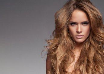 Természetes hatású hajhosszabbítás garanciával