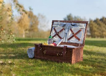 Madison Park négyszemélyes piknikkosár