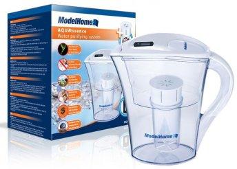 2 literes Aqua Essence víztisztító és vízlágyító készülék