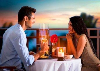Romantikus vacsora kettesben, a Szelidi-tónál