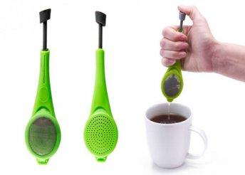 Tea áztató és préselő