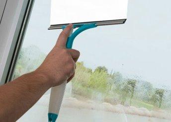 Ablaktisztító spray