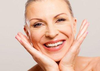 50+ arckontúrjavító kezelés